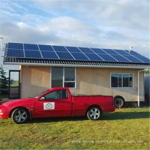 Baterias Bluesun para sistema de panel solar híbrido de 5kw a domicilio.