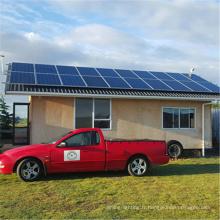 Bluesun batteries pour système de panneau solaire hybride maison 5kw