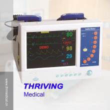 Desfibrilador cardiaco portátil automático