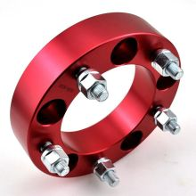 Color Anodized Wheel Nut Adapter with Thickness Wheel Spacer