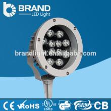 IP65 haute qualité 18W imperméable à l'extérieur LED Spot Light, jardin LED Spotlight