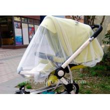 Full face baby stroller mosquito net