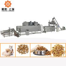 Chaîne de production d'aliments pour chats