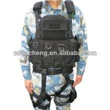 Veste tactile à l'épreuve des balles de la flotte de police maritime