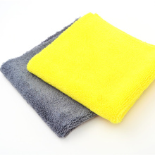 Super Absorbent Warp Knitting Microfiber Washcloth Cloths