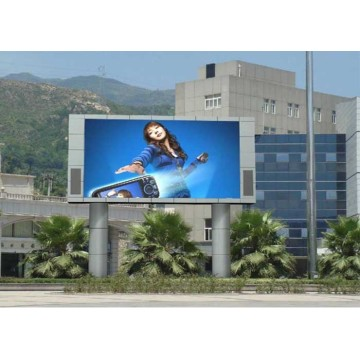 Outdoor Full Color LED digitaal billboard