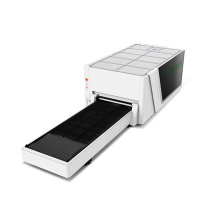 Bodor fiber metal sheet CNC fiber laser cutting machine with protective cover high power laser