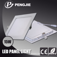 High PF 15W White LED Panel Light with CE (PJ4031)