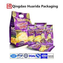 Levez-vous le grand sac d'emballage de fruit sec
