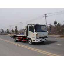 mitsubishi slide bed recovery truck for sale