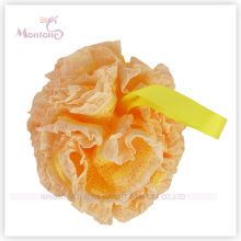 Plastic Mesh Bath Ball with Lace