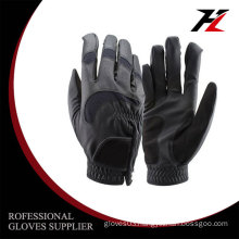 Customized new design cheap golf gloves