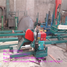 Circular Saw Mill with Track Extension for Sale