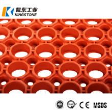 Factory Custom Anti Slip Non Slip Rubber Ring Mat 3′*5′
