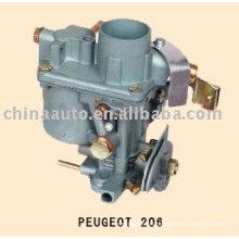 Carburador de alta calidad del motor del precio bajo del coche para Peugeot