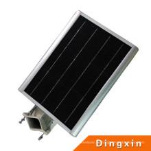8W LED integrierte alle in einem Sensor-Solarstraßenlaterne