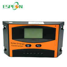 Controlador de carga solar de Pwm inteligente 10A venda quente Espeon
