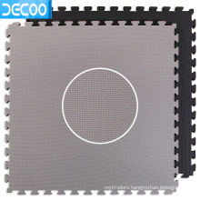 40mm reversible interlocking eva foam mat martial art jigsaw mat taekwondo tatami mat for sale