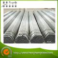 Gute Qualität! ! Flussstahlrohre! 2 '' galvanisiertes Kohlenstoffstahl-Rohr! Vor verzinktem Stahlrohr! Lieferant in China