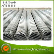 China Fornecedor 300mm Diâmetro Tubo De Aço ASTM A53 Tubo de Aço Carbono Preço Tubo Da Tubulação / Tubo De Aço 8