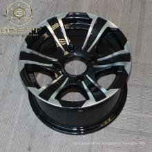 Aleación de alta calidad y acero atv ruedas 6inch-15inch
