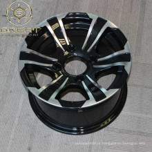 Liga de alta qualidade e aço atv rodas 6inch-15inch