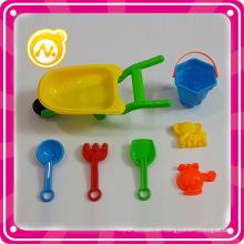 Plastic Beach Car Set Beach Bucket Kids Toy