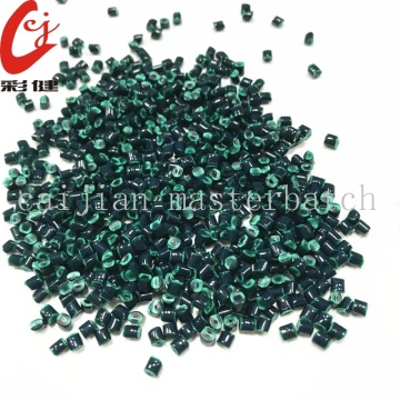 Green Film Blowing Masterbatch Butiran