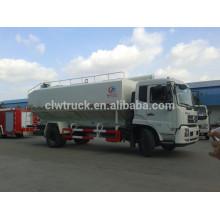 Dongfeng 12m3 camiões de transporte a granel para venda, 4x2 caminhão de grão a granel