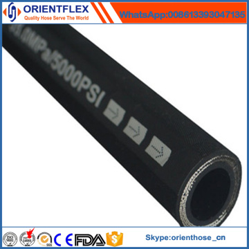 Gummi-Hydraulikschlauch SAE100 R13 Rohrherstellung