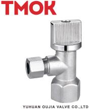 laiton 2 voies angle robinet pour robinets de bassin