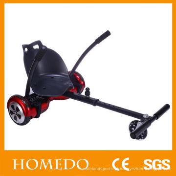 Kiddy Toy hover go scooter kart com kit de assento para hoverboard elétrico