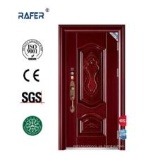 Nuevo diseño de lujo 7cm / 9cm puerta de acero (RA-S034)