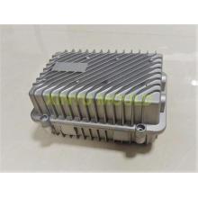 A caixa de junção elétrica do alumínio