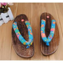 mode romantique femmes chaussures de plage vente chaude