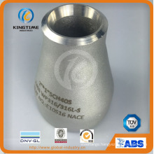 OEM Wp316 Conc. Reducer to ASME B16.9 Pipe Fitting (KT0317)