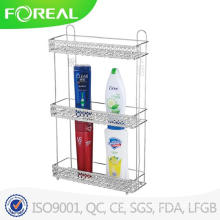 Stainless Steel Bathroom Corner Organizer