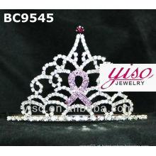 Coroas encantadoras de diamante