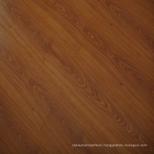 12mm Light Brown Oak Embossed Finish Laminate Flooring
