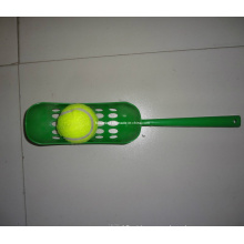 Brinquedo do jogador da bola de tênis do cão, brinquedo