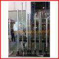 konische Doppelschnecke und Zylinder / parallele Doppelschnecke und Zylinder / Einzelschnecke und Zylinder
