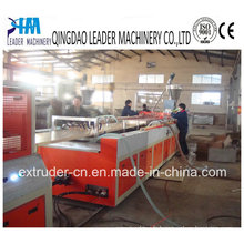 Machine de production de Windowsill / glissière de PVC de largeur de 600mm