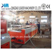 Máquina da produção da placa da janela do PVC da largura de 600mm / deslizante