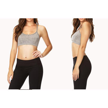 Women Nylon Seamless Padded Workout Fitness Clothing