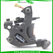 2014 best price 10 coils Wire-cutting Handmade tattoo machine for sale