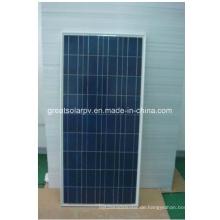 120W Poly Solarmodul, PV-Modul mit anspruchsvoller Technologie Made in China