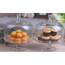 Clear Glass Cake Dome Cover (GCD)