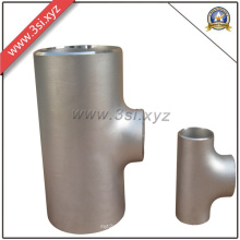 ANSI B 16.9 Camiseta de reducción de Bw de acero inoxidable sin costuras (YZF-L102)