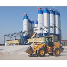 Concrete Mixing Plant For Road Construction Machinery
