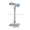 F valve de radiateur en laiton thermostatique soupape de commande de vapeur